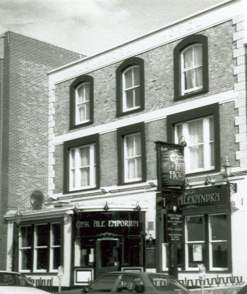 The Alex in Mid 1980s